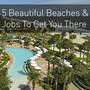 How to find your perfect traveling nurse job at the beach