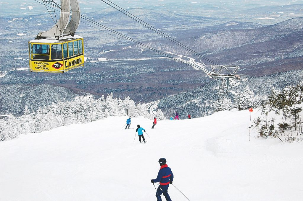 Working in a Winter Wonderland: The Best Ski Resorts
