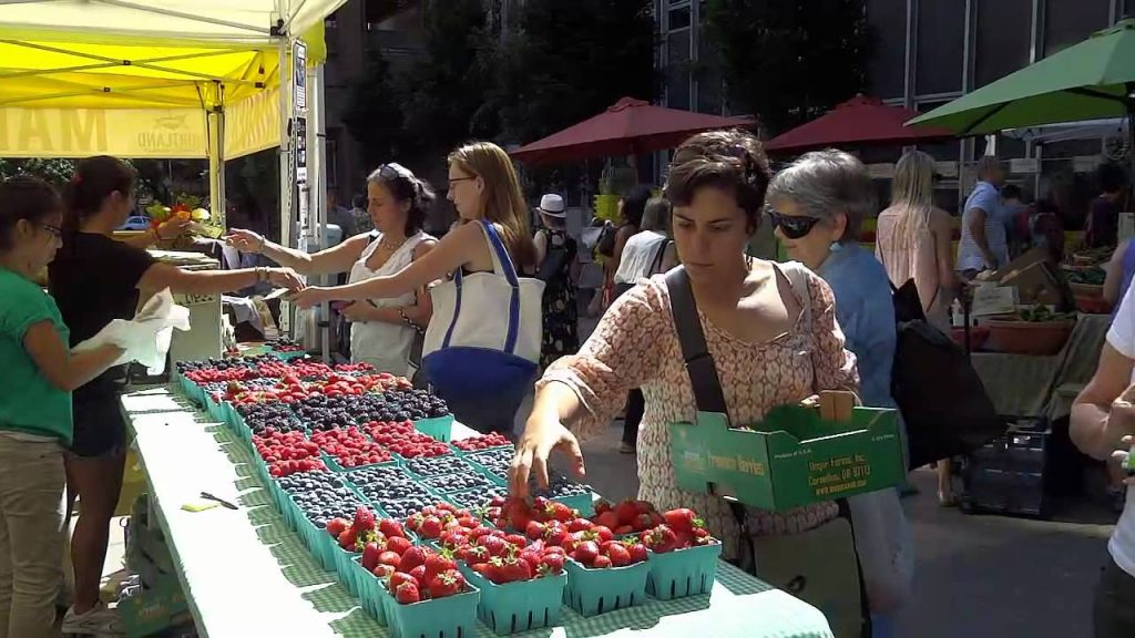 The Best Farmer's Markets Across the Country