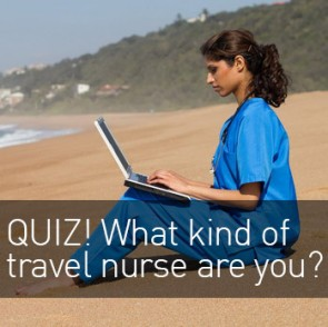 What kind of travel nurse are you quiz