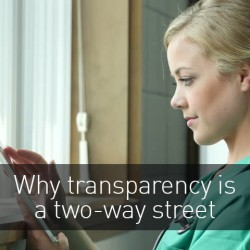 Recruiters & Travelers: Why Transparency is a Two-Way Street