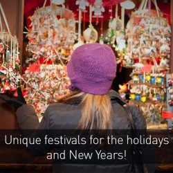 Holiday Obscura: Unique festivals, celebrations and parties for the season